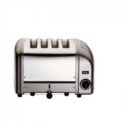 Dualit Bread Toaster 4 Slice Charcoal 40348