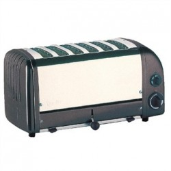Dualit Bread Toaster 6 Slice Charcoal 60156
