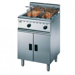 Lincat Silverlink 600 Free Standing Twin Propane Gas Fryer J10/P