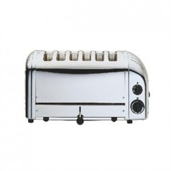 Dualit Bread Toaster 6 Slice Stainless Steel 60144