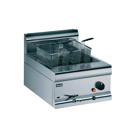 Lincat Silverlink Single Tank Countertop Shallow Fryer DF4/P