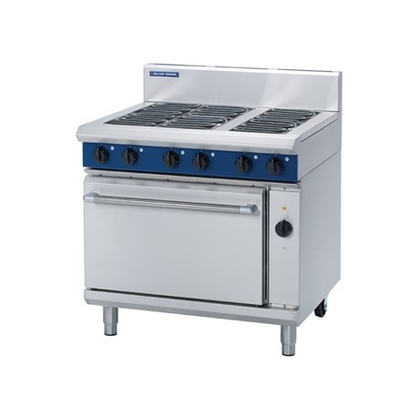 Blue Seal Electric Oven Range with Convection Oven E56D