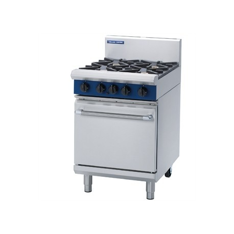 Blue Seal Static Natural Gas Oven Range G504D-NAT