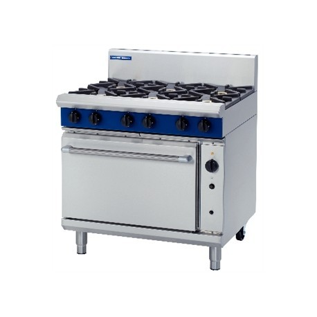 Blue Seal Fan Convection Natural Gas Oven Range G56D-NAT