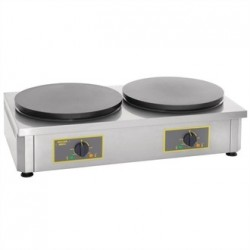 Roller Grill Double Electric Crepe Maker CDE400