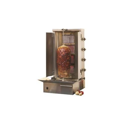 Roller Grill LPG Gas Gyros or Kebab Grill GR 80G