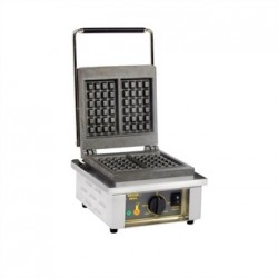 Roller Grill Single Belgian Waffle Maker GES20