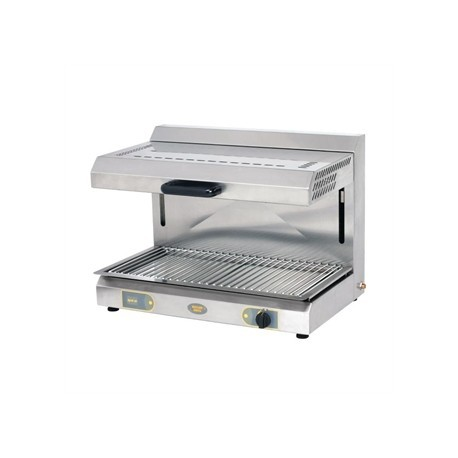 Roller Grill Rise & Fall Salamander LPG Gas Grill SGM 800