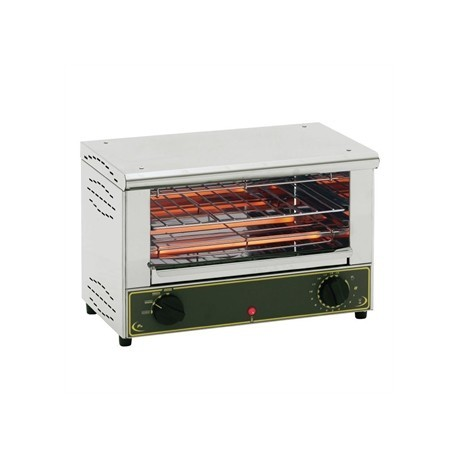 Roller Grill Electric Toaster Grill BAR 1000