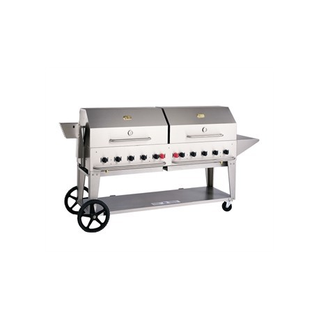 Crown Verity Gas Barbecue 10 Burners CVMCB72