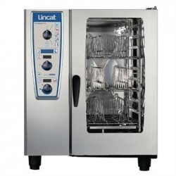 Lincat Opus CombiMaster Plus Steamer Natural Gas 10 x 1/1 GN