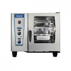 Lincat Opus CombiMaster Plus Steamer LPG 6 x 1/1 GN