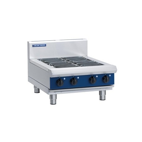 Blue Seal Evolution Cooktop 4 Burner Electric 600mm E514D-B