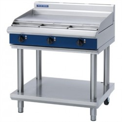 Blue Seal Evolution Cooktop Griddle Electric on Stand 900mm E516A-LS