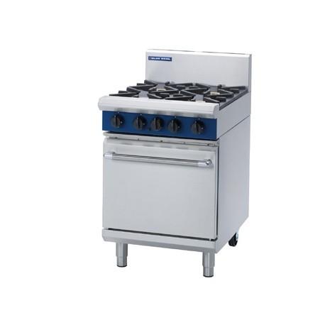 Blue Seal Evolution 2 Burner/Griddle Static Oven LPG 600mm G504C/L