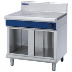 Blue Seal Evolution Cabinet Base Target Top Nat Gas 900mm G57-CB/N