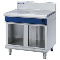 Blue Seal Evolution Cabinet Base Target Top LPG 900mm G57-CB/L