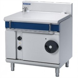 Blue Seal Evolution Tilting Bratt Pan Manual Tilt  80Ltr G580-8/N