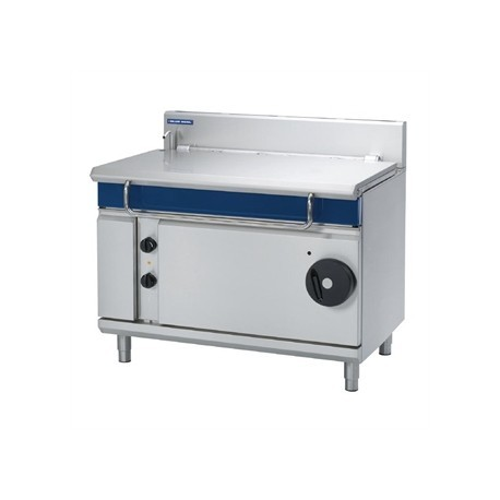 Blue Seal Evolution Tilting Bratt Pan Manual Tilt  120Ltr E580-12