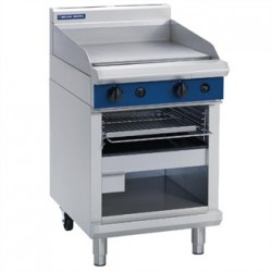 Blue Seal Evolution Griddle Toaster LPG 600mm G55T/L