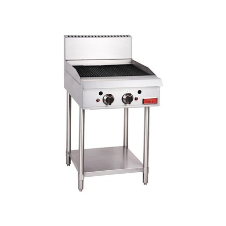 Thor Natural Gas Freestanding 2 Burner Chargrill