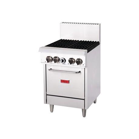 Thor 4 Burner LPG Oven Range