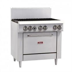 Thor 6 Burner LPG Oven Range