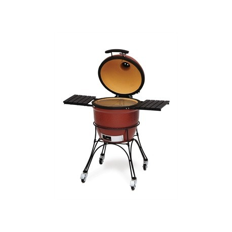 Kamado Classic Joe Ceramic Grill Barbecue Red KJ23RH