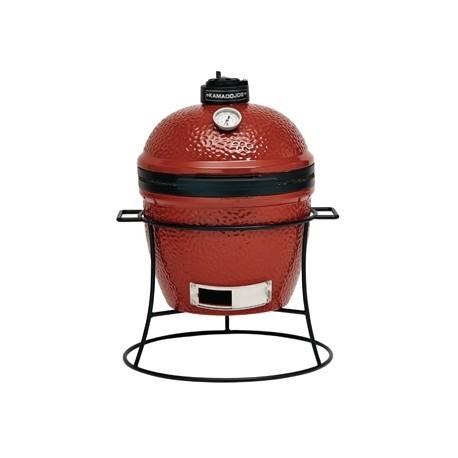 Kamado Joe Junior Ceramic Grill Barbecue Red KJ13RH