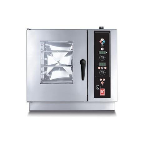 Falcon 7 Grid Combination Oven Manual Gas
