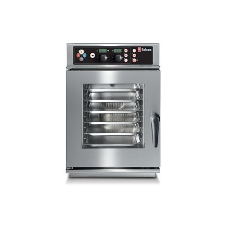 Falcon 6 Grid Combi Oven Manual 3 Phase 800mm