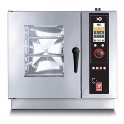 Falcon 7 Grid Combination Oven Electronic