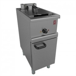 Falcon 350 Series Freestanding Single Pan Twin Basket Electric Fryer E350/36