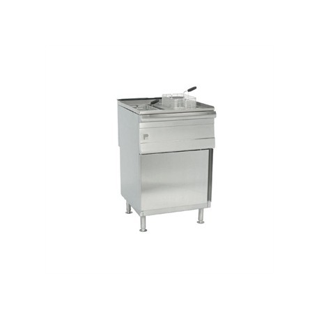 Parry Double Propane Gas Pedestal Fryer PDGF
