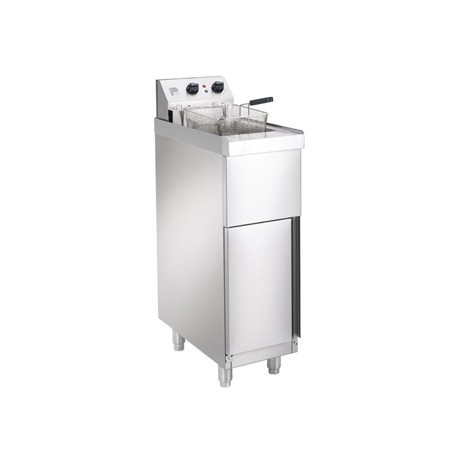 Parry Single Electric Pedestal Fryer NPSPF9