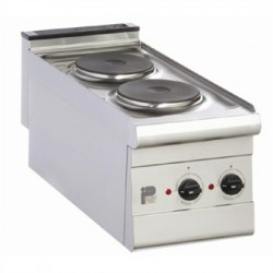 Parry Electric 2 Hob Unit NP2H