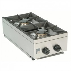 Parry Natural Gas 2 Hob Unit AG2H