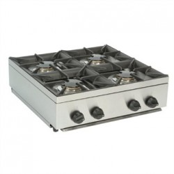 Parry Propane Gas 4 Hob Unit AG4HP