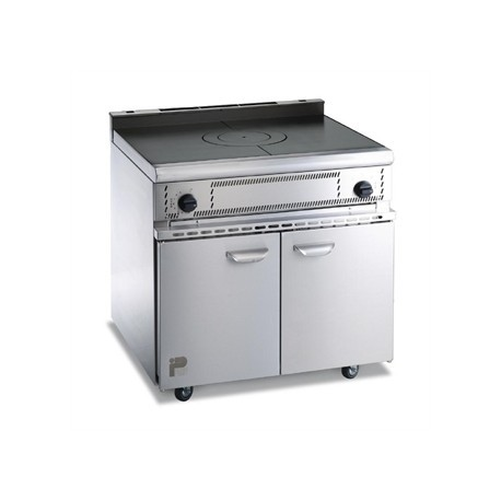 Parry Solid Top Natural Gas Oven Range USHO
