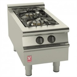 Falcon Dominator Plus 2 Burner Boiling Top Natural Gas G3122