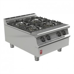 Falcon Dominator Plus 4 Burner Boiling Top Natural Gas G3124