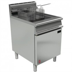 Falcon Dominator Plus Twin Basket Fryer Natural Gas G3860