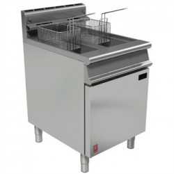 Falcon Dominator Plus Twin Pan Fryer Natural Gas G3865