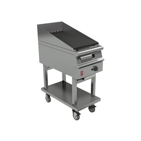 Falcon Dominator Plus Chargrill On Mobile Stand Natural Gas G3425