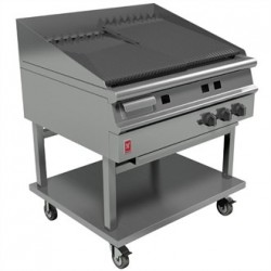 Falcon Dominator Plus Chargrill On Mobile Stand LPG G3925