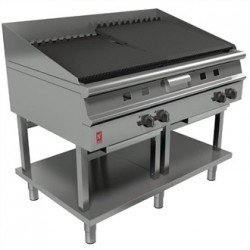 Falcon Dominator Plus Chargrill On Fixed Stand Natural Gas G31225