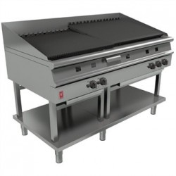 Falcon Dominator Plus Chargrill On Fixed Stand LPG G31525