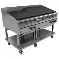 Falcon Dominator Plus Chargrill On Mobile Stand LPG G31525