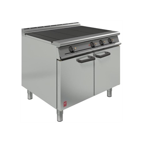 Falcon Dominator Plus 3 Hotplate Oven Range E3101