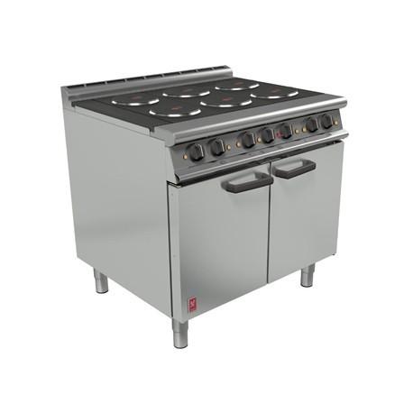 Falcon Dominator Plus 6 Hotplate Oven Range E3101